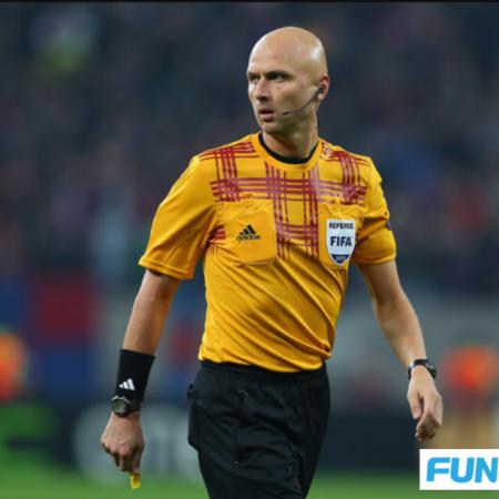 Trọng tài Karasev bắt chính trận đấu Chelsea vs Villarreal