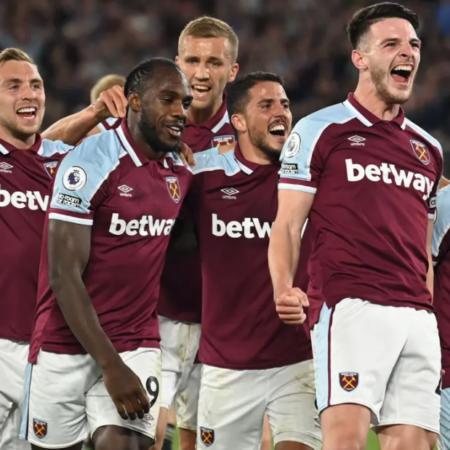 West Ham dẫn đầu BXH Premier League