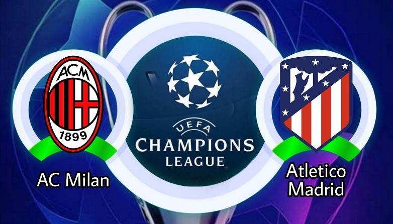 AC Milan vs Atletico Madrid - 02h00 ngày 29/9