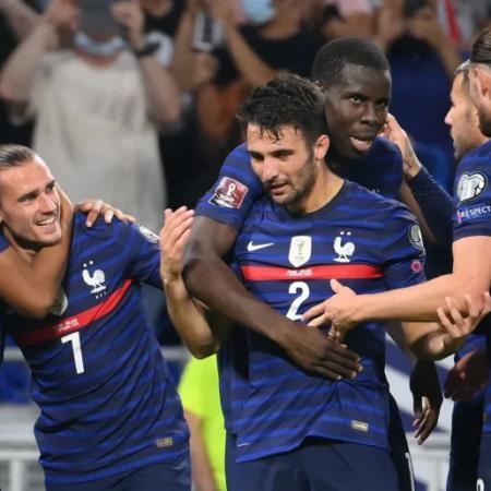 Griezmann tỏa sáng giúp Pháp thắng Phần Lan 2-0