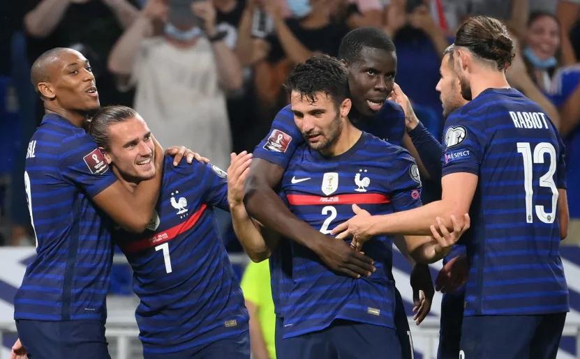 Antoine Griezmann tỏa sáng giúp Pháp thắng Phần Lan 2-0