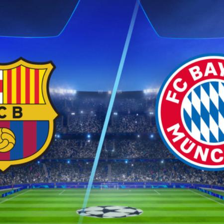 Barca vs Bayern – 2h ngày 15/9