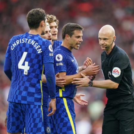 Chelsea nhận án phạt 25.000 bảng Anh từ FA