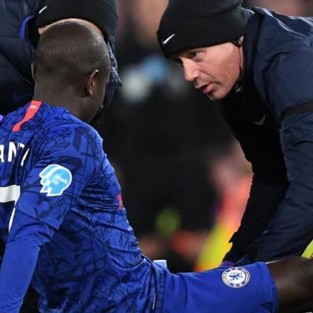 Kante không thể thi đấu cho tuyển Pháp vì chấn thương