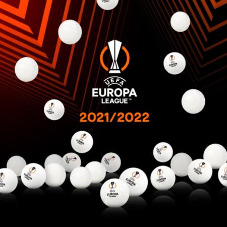 Kết quả bốc thăm Europa League mùa giải 2021/2022