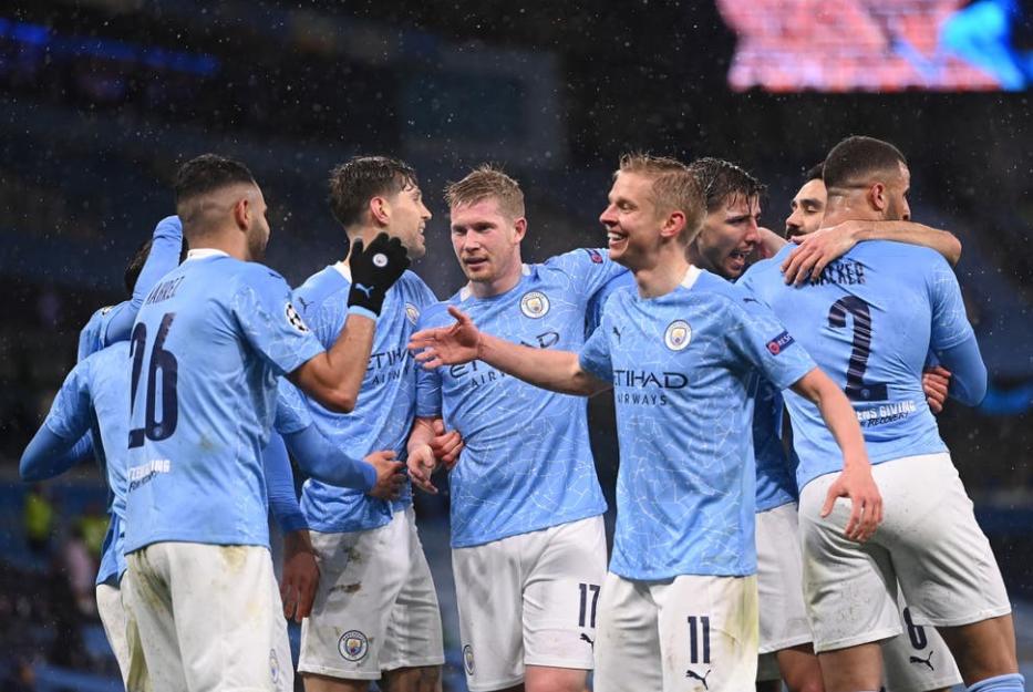 Man City vùi dập RB Leipzig với 6 bàn thắng