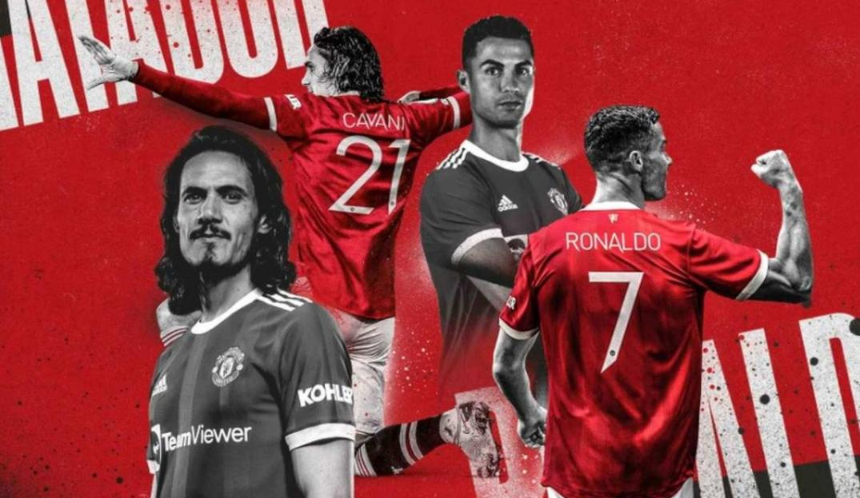 Man United xác nhận Ronaldo sẽ mặc chiếc áo số 7