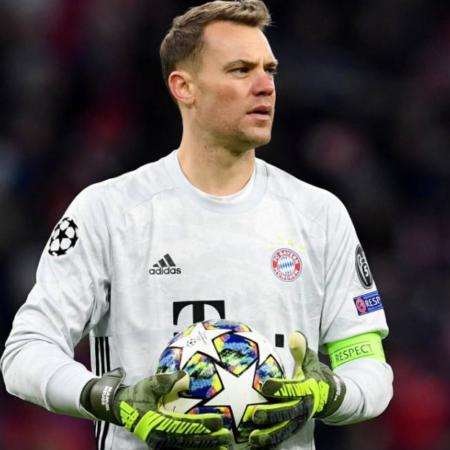 Manuel Neuer lập kỷ lục giữ sạch lưới 205 trận