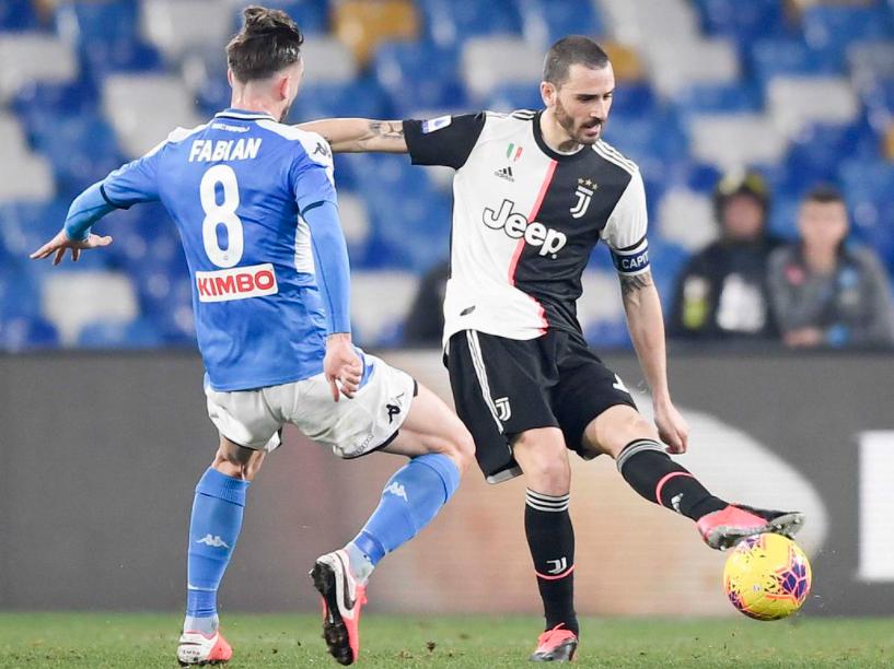 Napoli vs Juventus - 23h ngày 11/09