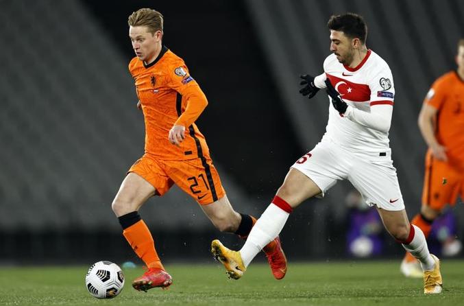 Hà Lan vs Thổ Nhĩ Kỳ - 01h45 ngày 8/9