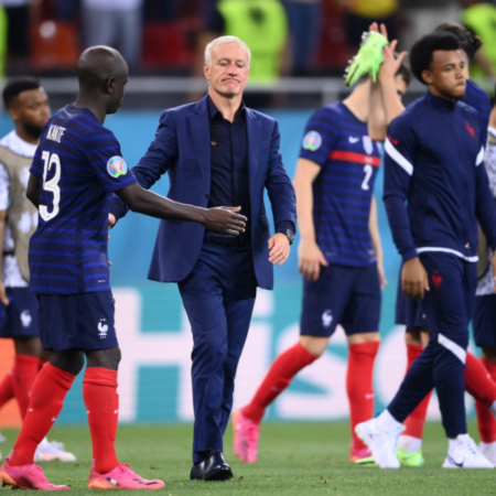 """Pháp vẫn duy trì chuỗi trận """"không thắng"""" sau Euro 2020"""