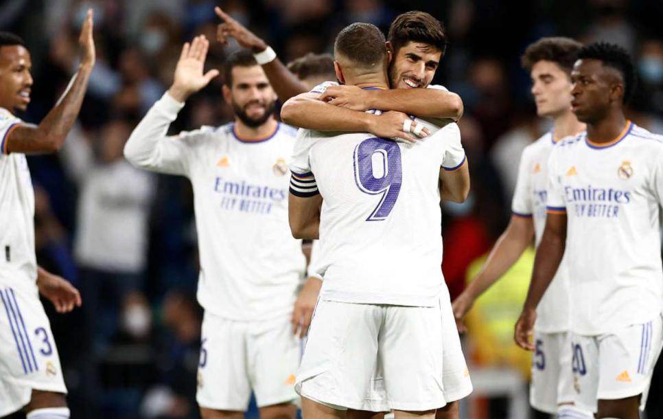 Real Madrid đè bẹp Mallorca 6-1 ở vòng 6 giải vô địch La Liga