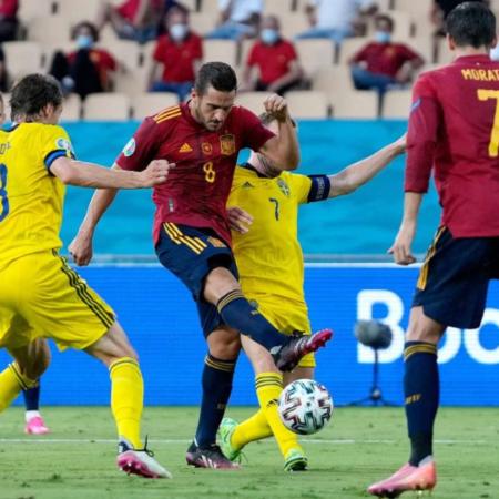 Vòng loại World Cup 2022: Thụy Điển vs Tây Ban Nha-1h45, ngày 3/9