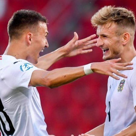 Đan Mạch vs Áo – 01h45 ngày 13/10