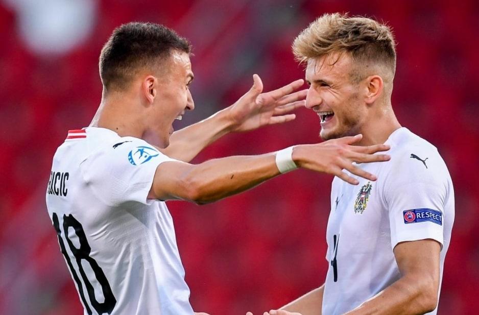 Đan Mạch vs Áo - 01h45 ngày 13/10