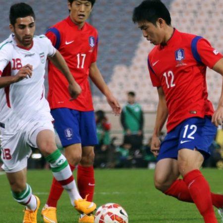 Iran vs Hàn Quốc – 20h30 ngày 12/10