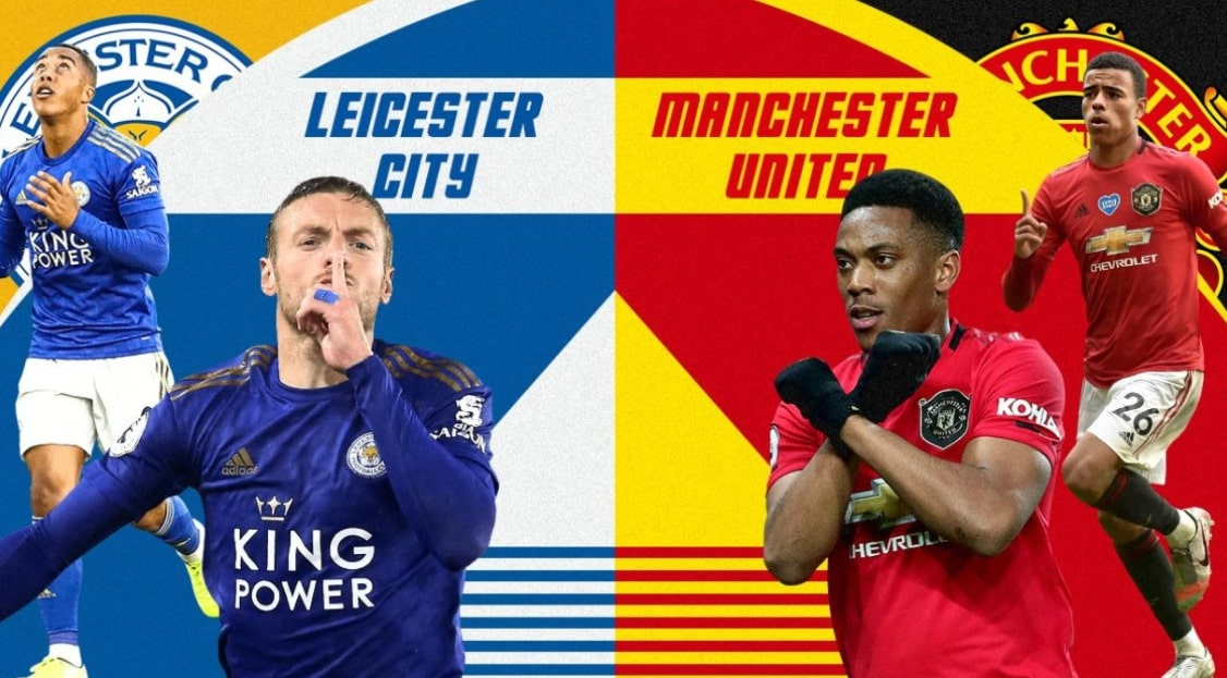 Leicester City vs Man United - 21h00 ngày 16/10