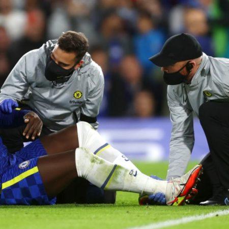 Lukaku và Werner vắng mặt trong đội hình của Chelsea vì chấn thương