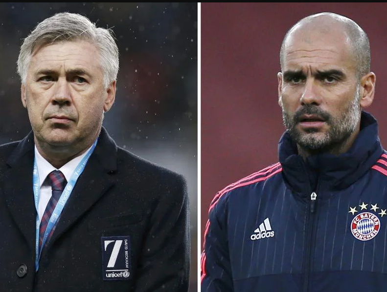 Pep Guardiola và Carlo Ancelotti bị tố trốn thuế