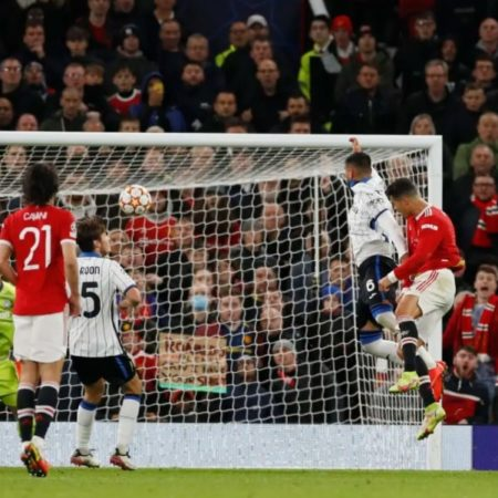 Ronaldo ghi bàn ở phút cuối giúp MU ngược dòng thành công trước Atalanta