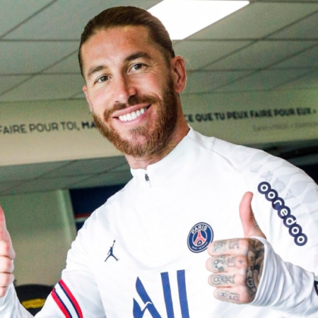 Sergio Ramos sẽ có trận ra mắt PSG vào ngày 16/10