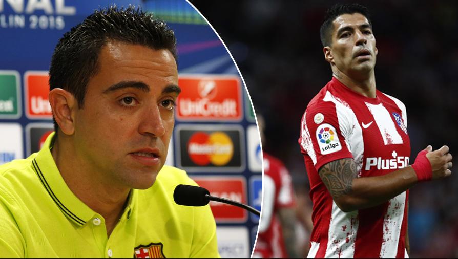 Suarez khuyên Xavi chưa nên nhận chức HLV tại Barca